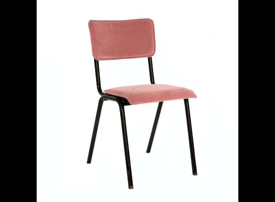 Chaise d'école Cas - Velvet Rose