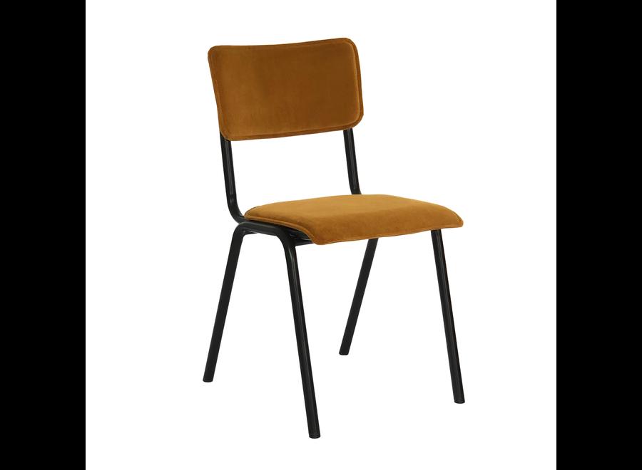 Chaise d'école Cas - Velvet Or
