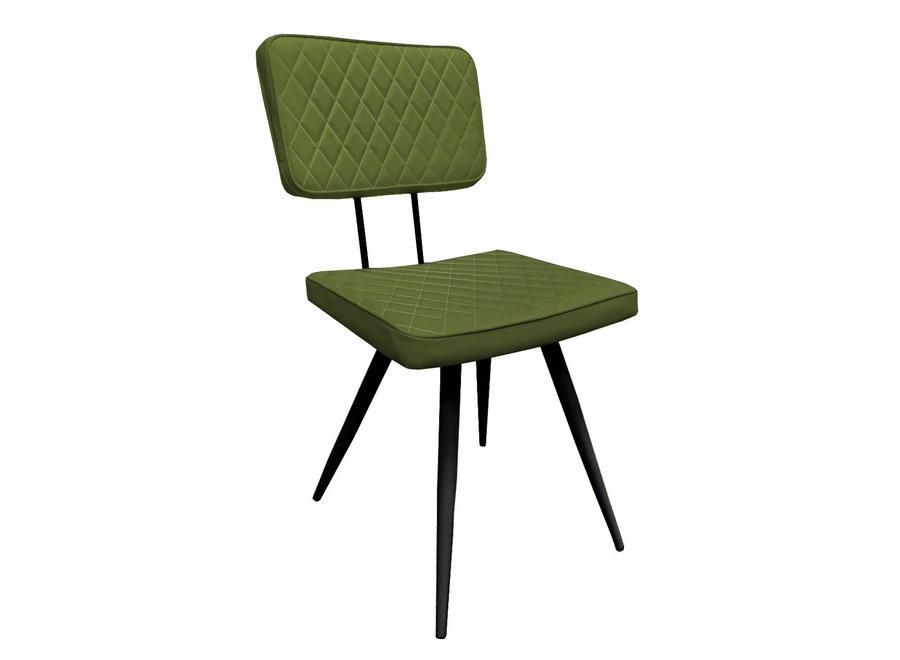Chaise de salle à manger Max - Vert
