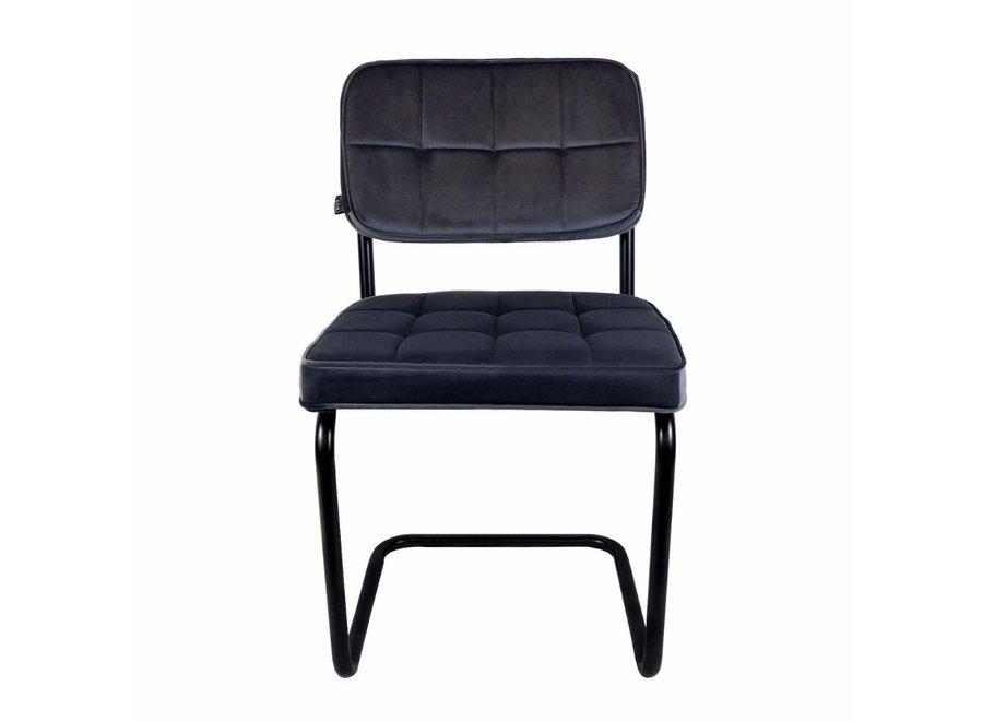 Chaise de salle à manger Ivy - Gris Foncé