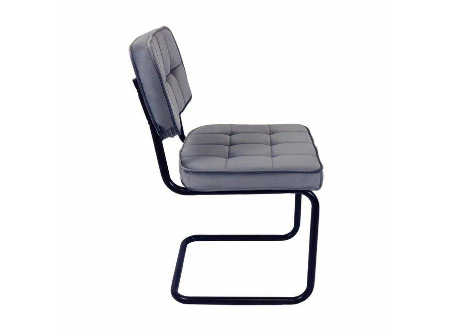 Chaise de salle à manger Ivy - Gris