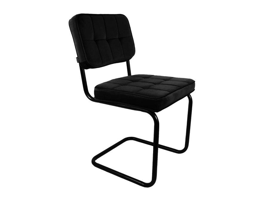 Chaise de salle à manger Ivy - Noir