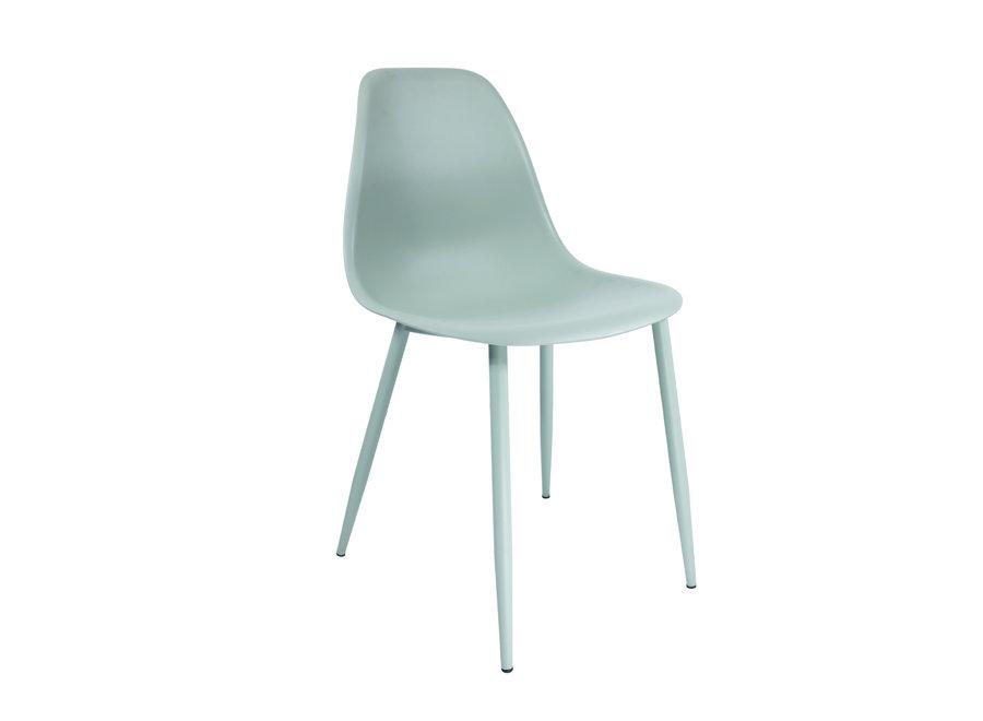Chaise design Yara - Vert