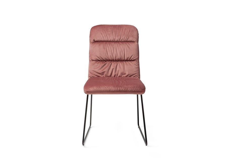Chaise de salle à manger Aira Blush - Slide