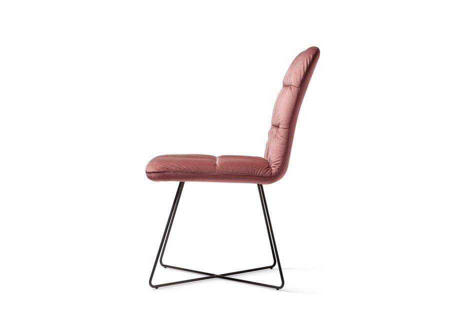 Chaise de salle à manger Aira Blush - Cross