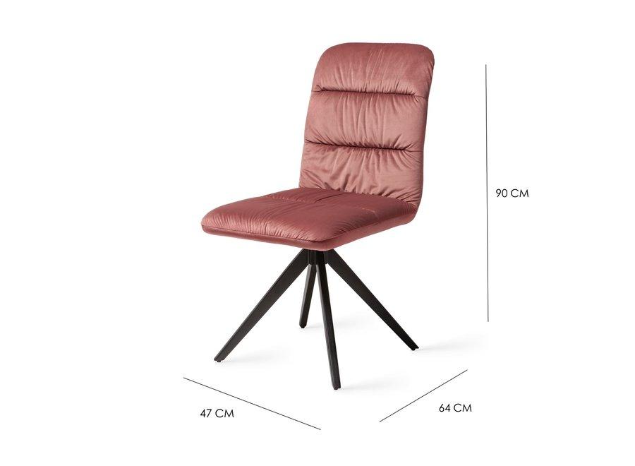 Chaise de salle à manger Aira Blush - Turn