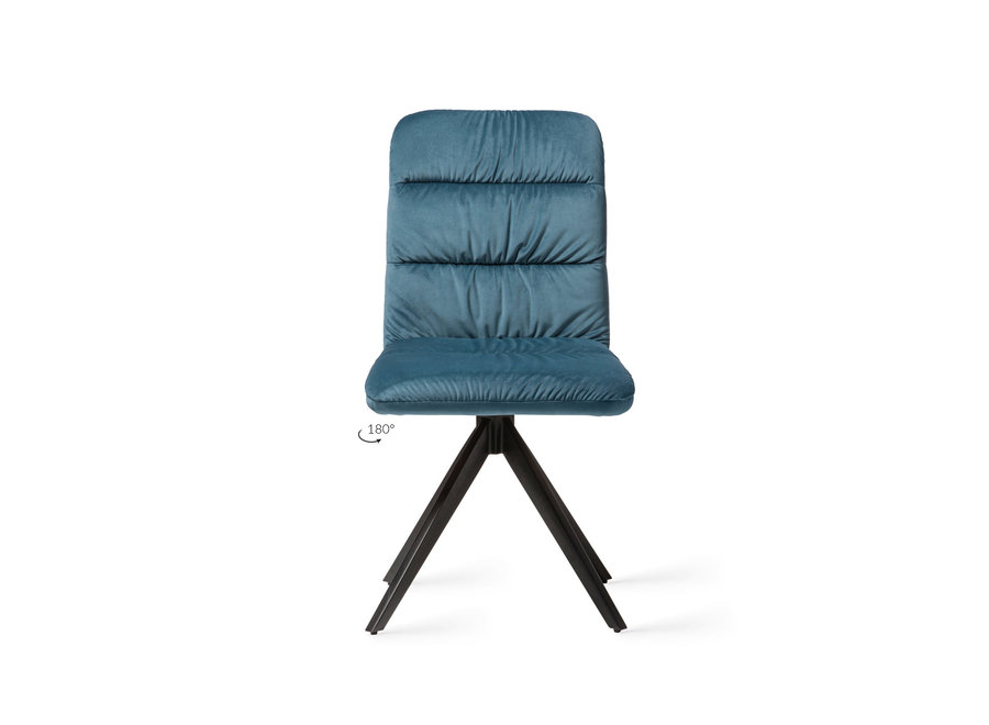 Chaise de salle à manger Aira Teal - Turn