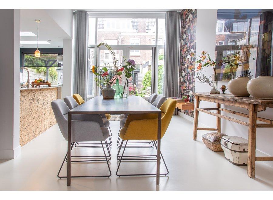 Chaise de salle à manger Kinko Dijon - Slide