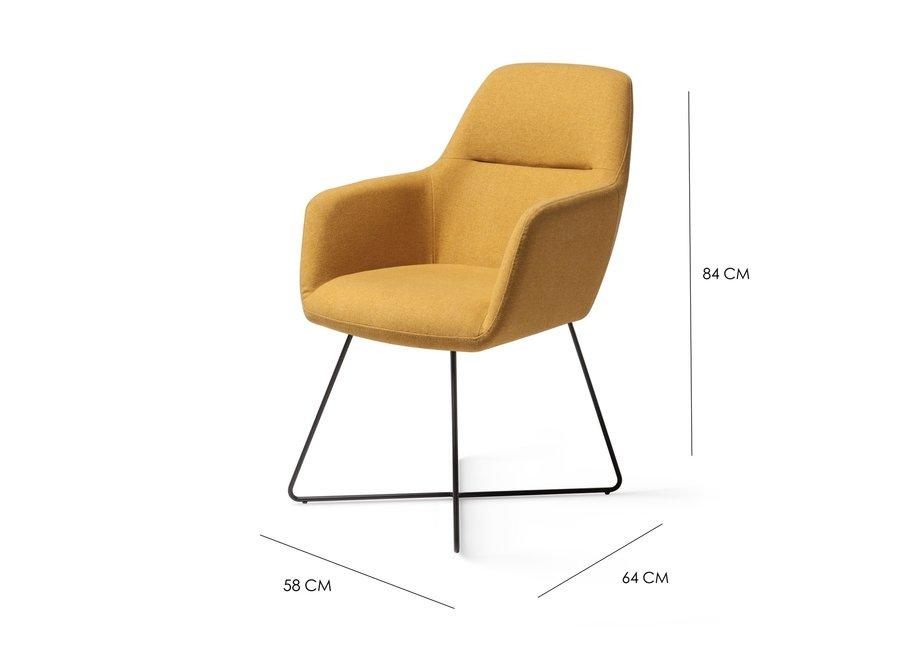 Chaise de salle à manger Kinko Dijon - Cross