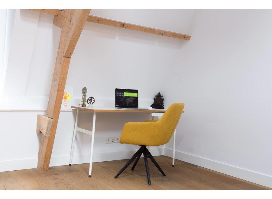Chaise de salle à manger Kinko Dijon - Turn