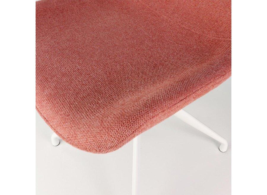 Levanzo Turn Tissu | Pieds blanches - Rouge
