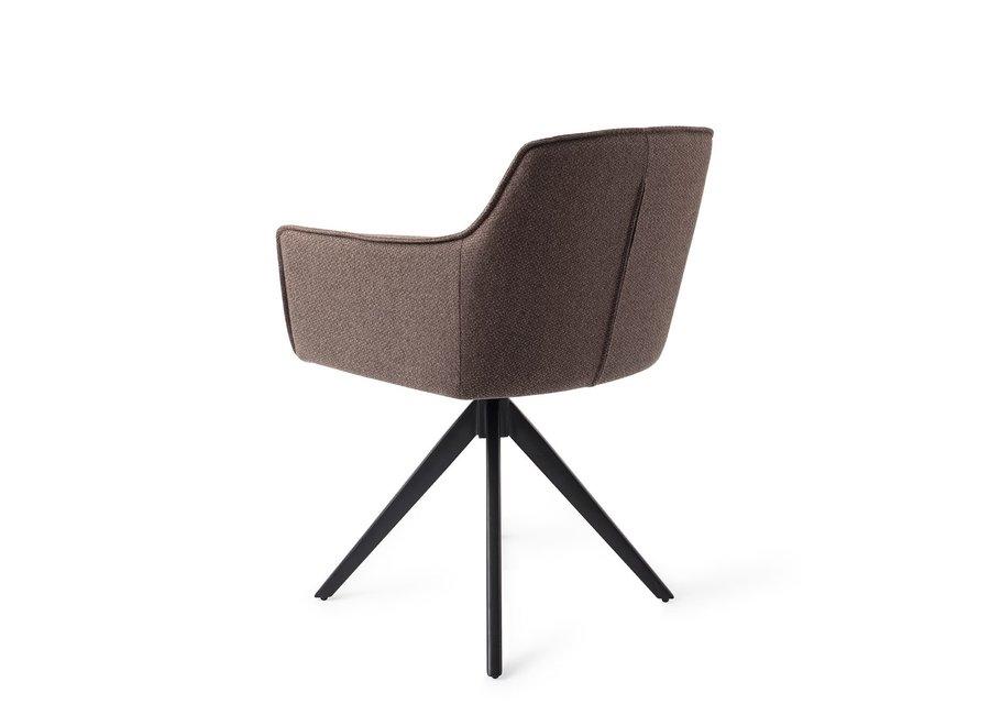 Chaise de salle à manger Hofu - Potters Clay, Turn