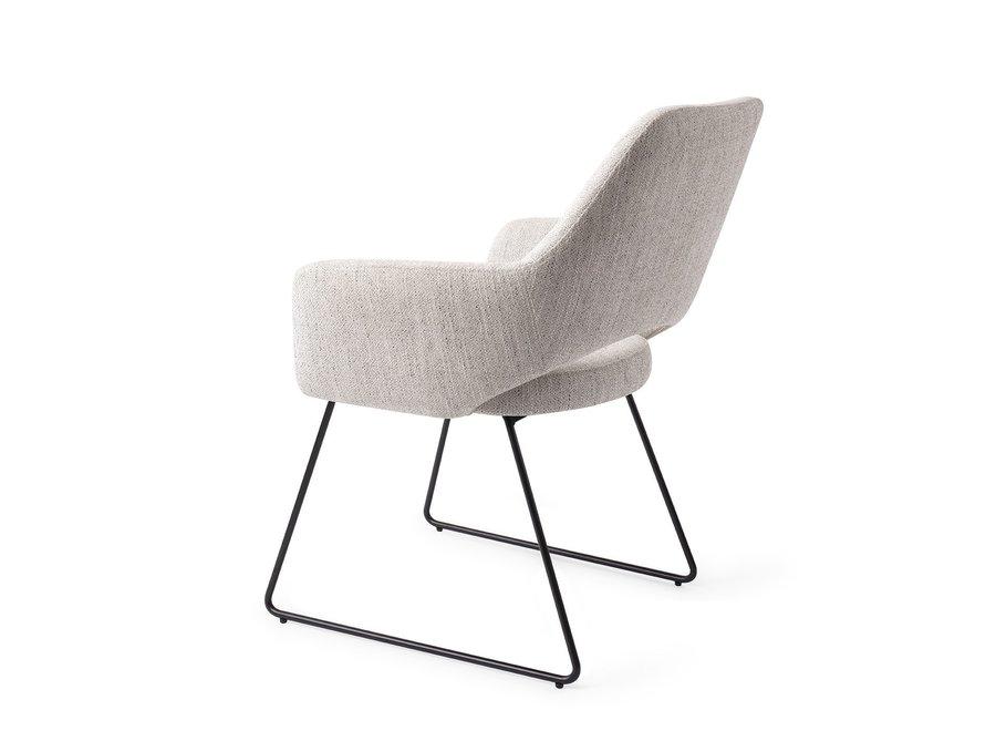 Chaise de salle à manger Yanai - Pigeon, Slide