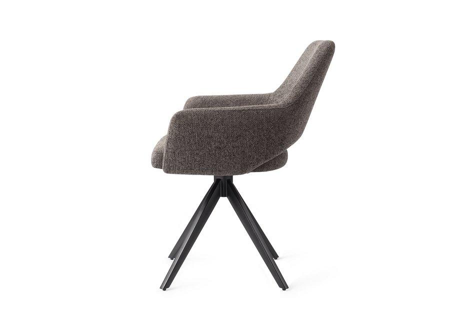 Chaise de salle à manger Yanai -  Amazing Grey Turn