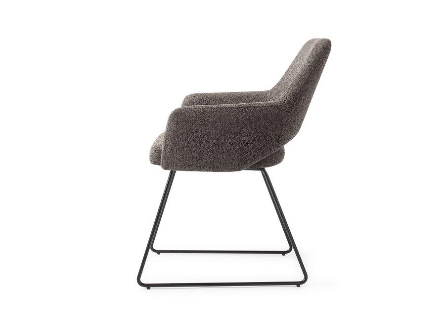 Chaise de salle à manger Yanai - Amazing Grey Slide