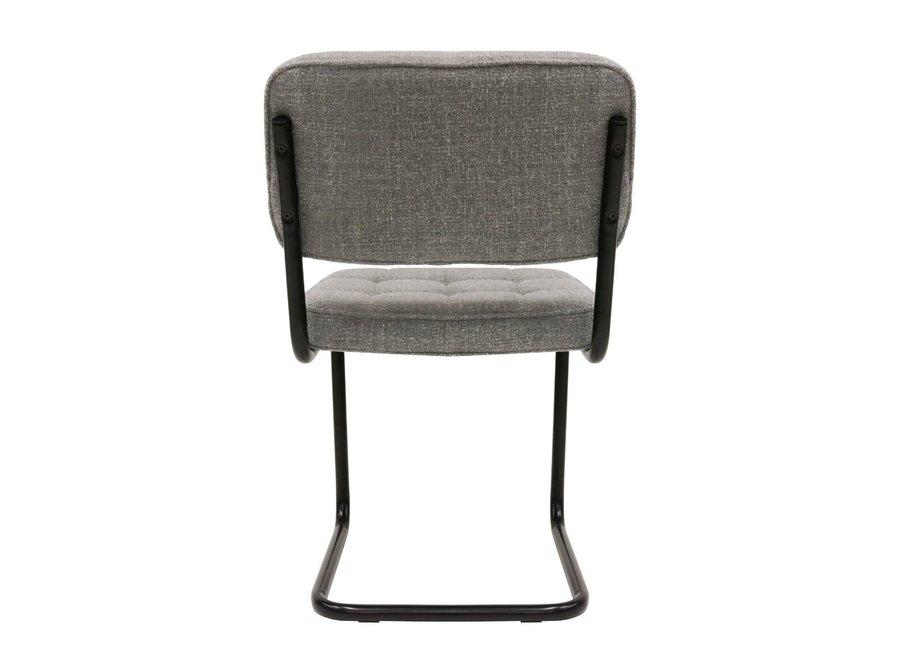 Chaise de salle à manger Yves - Grise