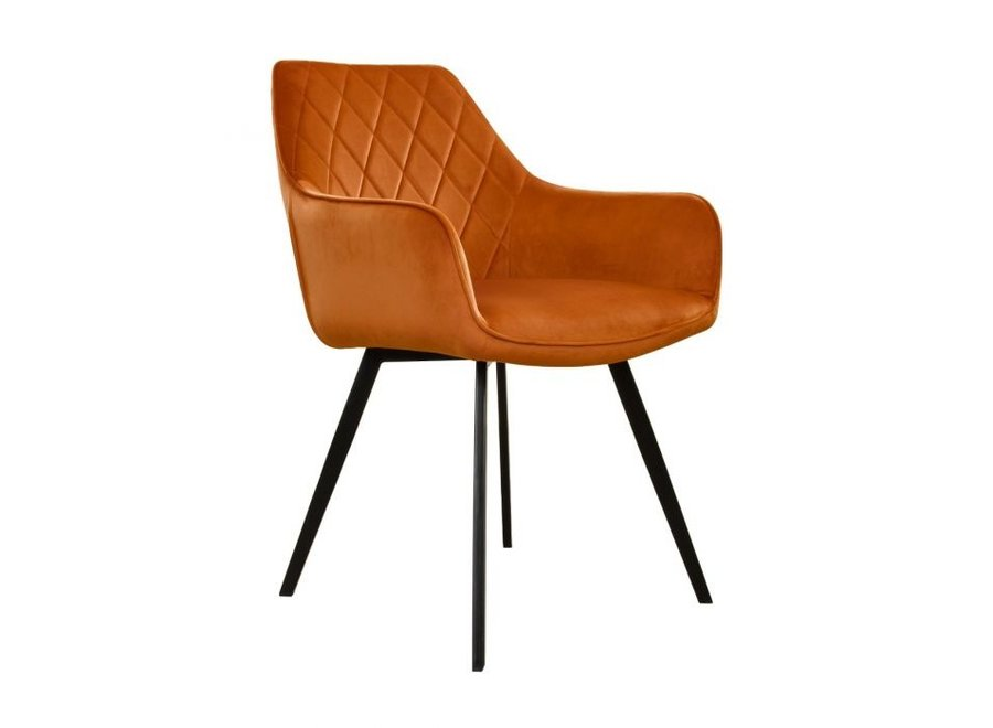 Karl Velvet -  Orange