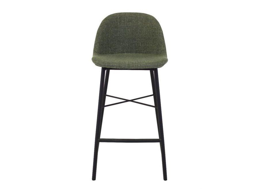 Tabouret de bar Jade - Vert