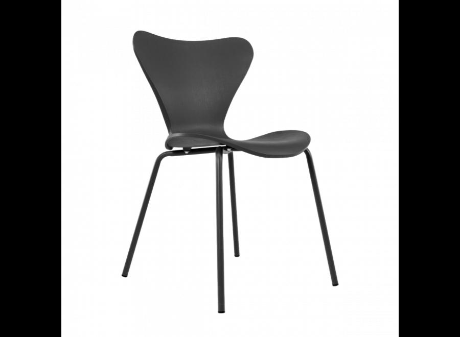 Vlinderstoel Jazz- Grijs