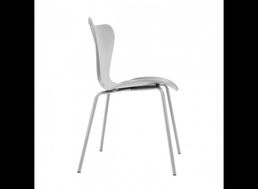 Vlinderstoel Jazz- Wit