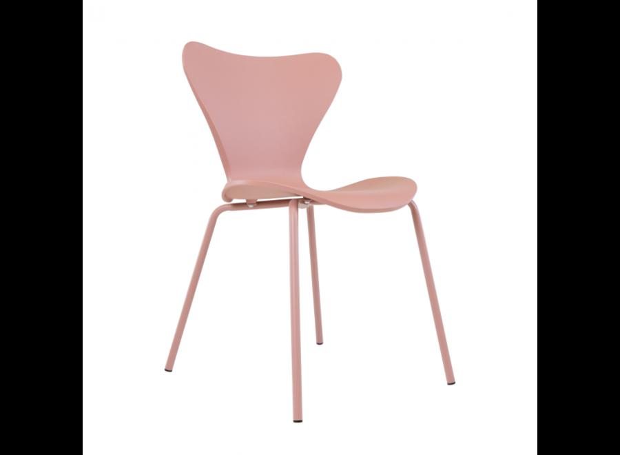 Vlinderstoel Jazz- Roze