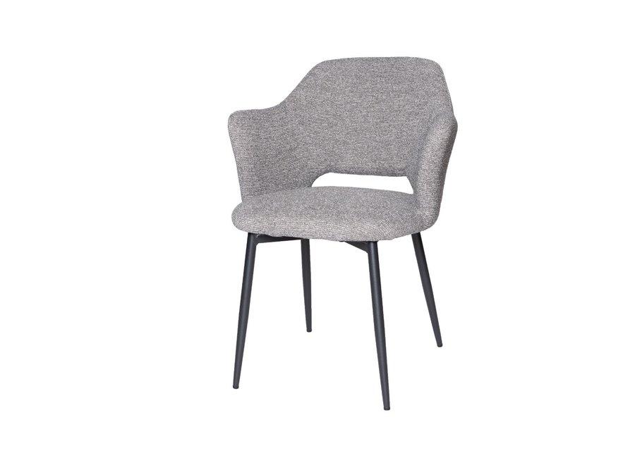 Chaise de salle à manger Elly | Stone
