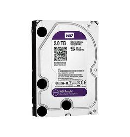 WD Purple surveillance HDD 2 TB