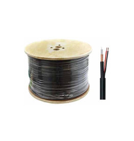 Combi kabel RG59 + 2x 0.75 mm2