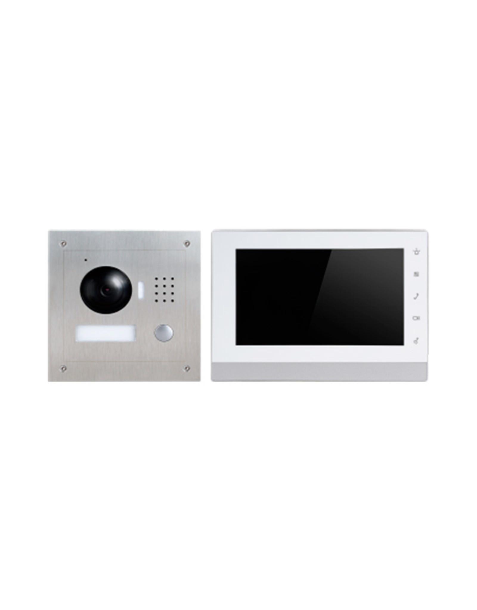 X-Security X-Security VTK-S2000-2-V2 2 Draads intercom kit