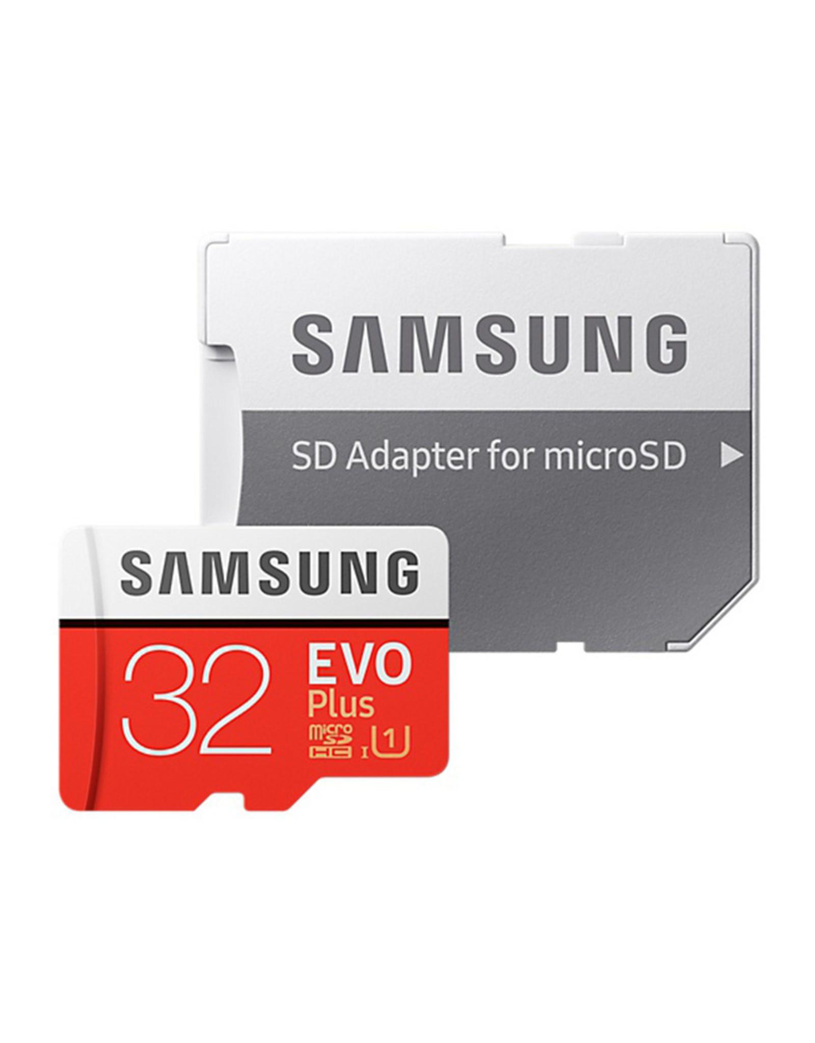 EVO Plus microSD 32 GB geheugenkaart