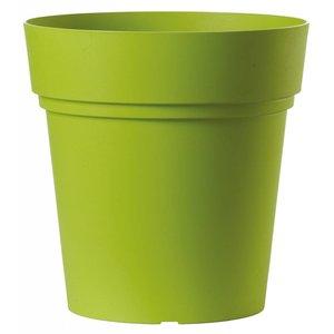 Pot ronde 30 cm olive