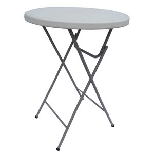 Table haute 110 cm