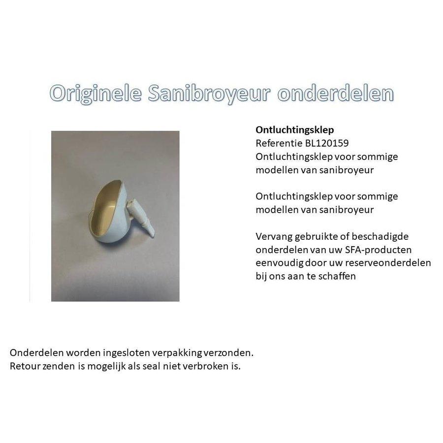 Ontluchtingsklep  BL120159-2