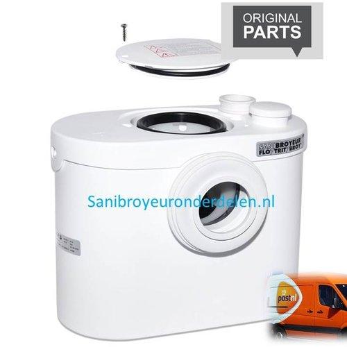 Sanibroyeur X2 UP onderdelen