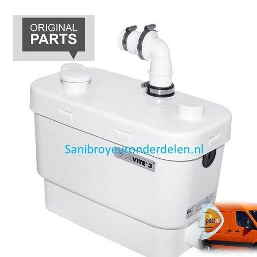 Sanibroyeur Sanivite + onderdelen