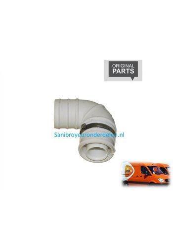 Sanibroyeur  10SE-PLA016 Terugslagklep