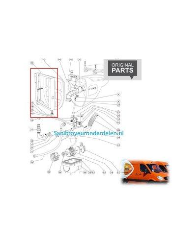 Sanibroyeur  Draagframe voor de Sanibroyeur Compact Star TP120120