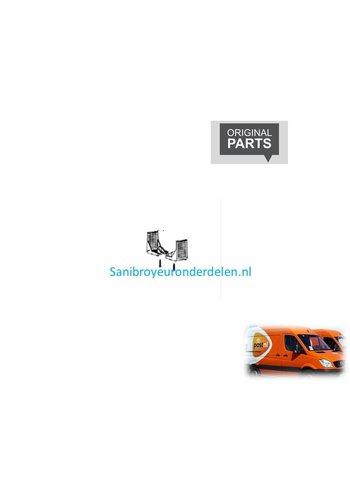 Sanibroyeur  vloerbevestiging SACH39