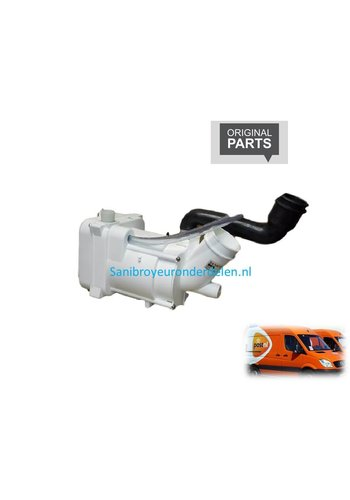 Sanibroyeur  MPCR vervangmotor