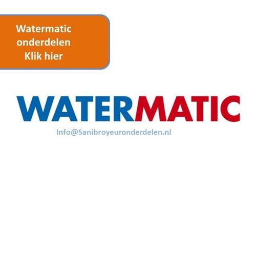 Watermatic  onderdelen