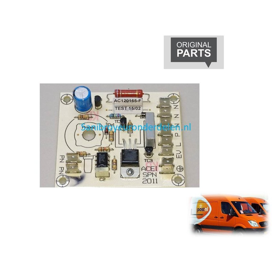 AC120165 Printplaat-1