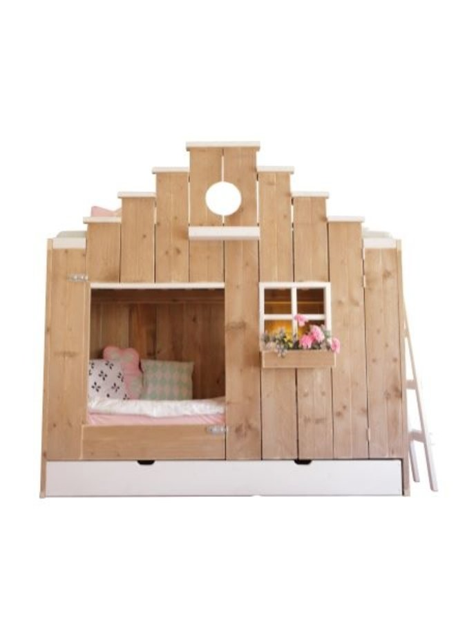 Kinderbed Vogelhuis