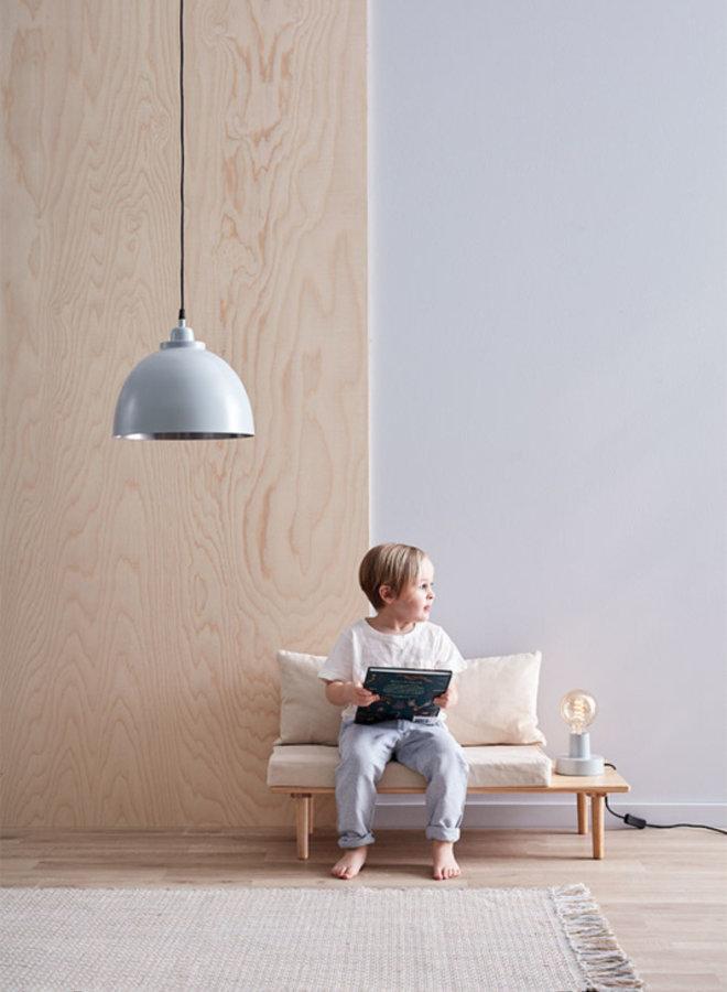 Saga loungebankje van Kids Concept