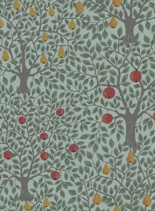 Midbec behang Apelviken Pomona groen 33014