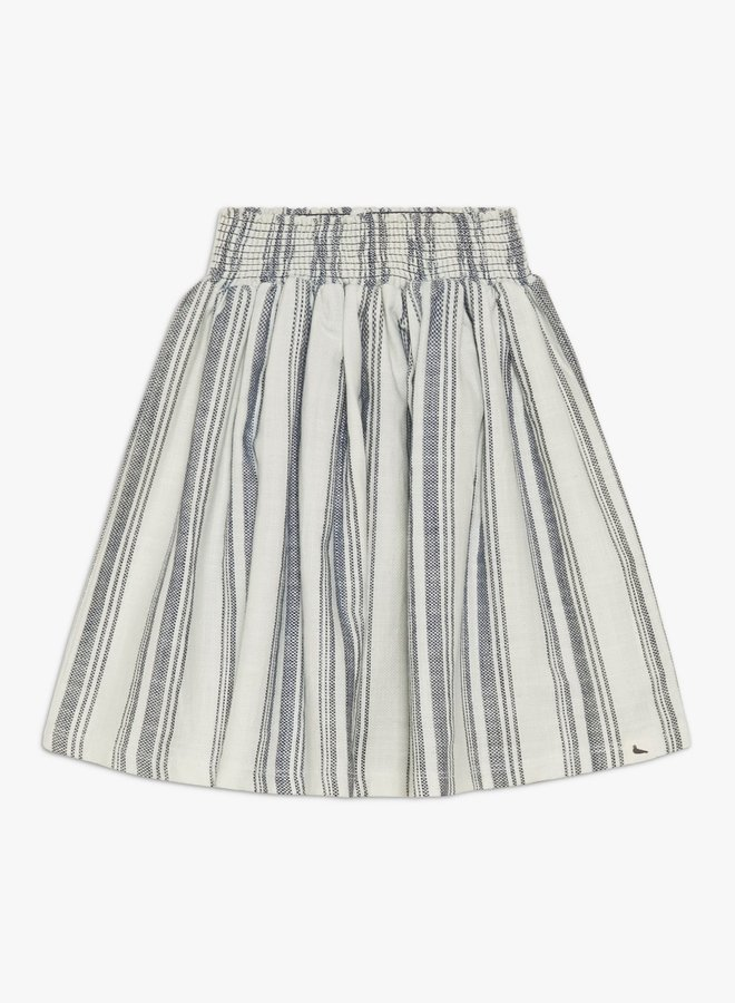Turtledove Sea Stripe Skirt