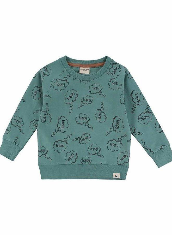 Turtledove Happy Thoughts Sweatshirts