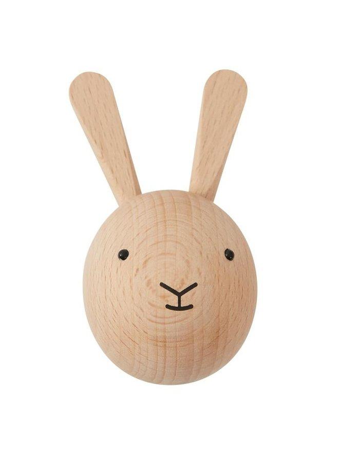 OYOY wandhaak rabbit