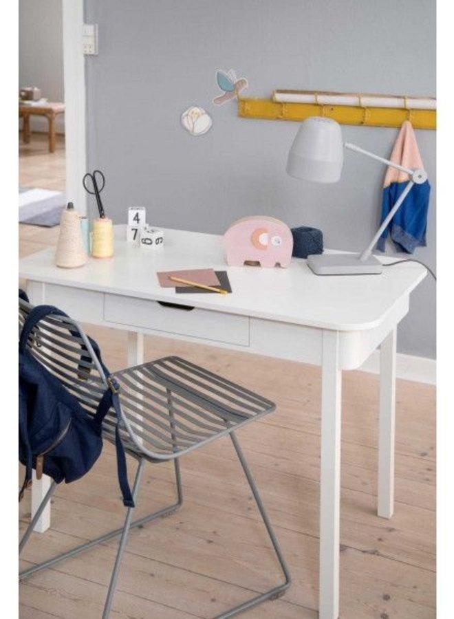 Sebra desk bureau wit