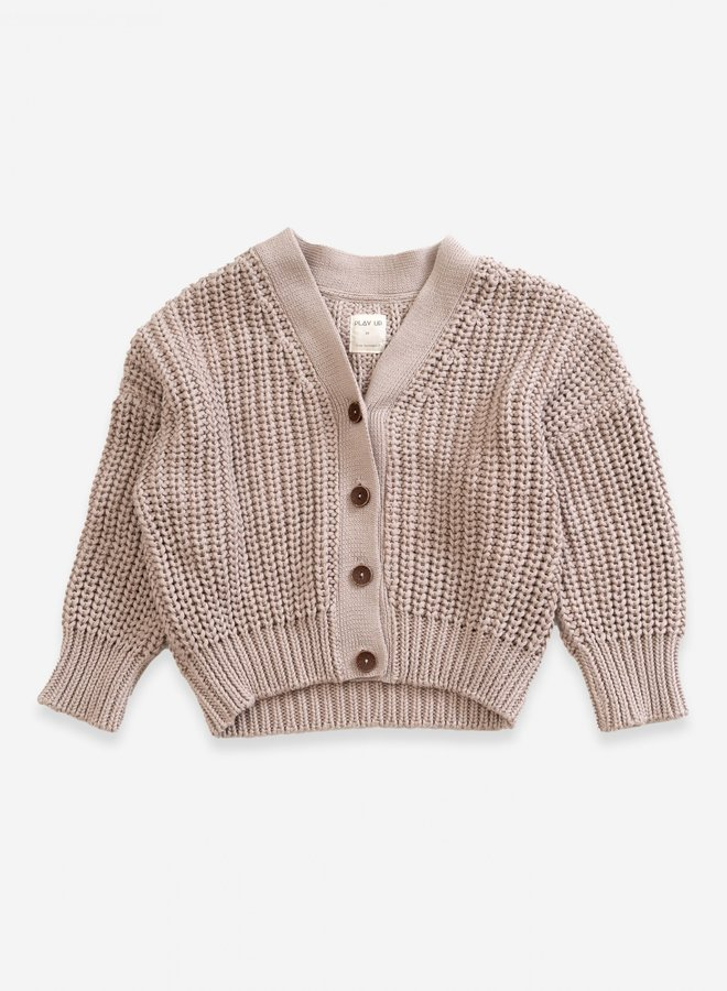 Play Up Knitted Jacket