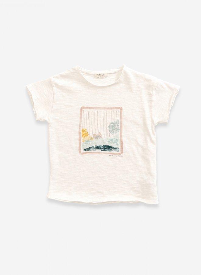 Play Up Flamé Jersey T-Shirt